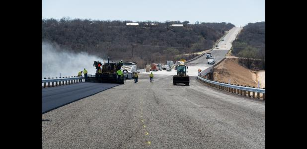 Photo courtesy of TXDOT