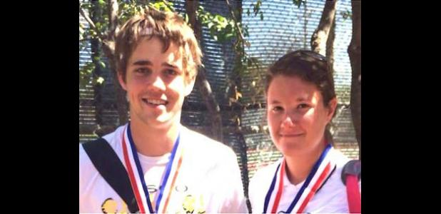 Bret Hudman and Mary Seay - Regional Qualifiers.