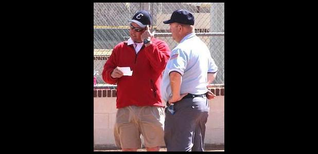 Softball Coach - Bobby Blackwell